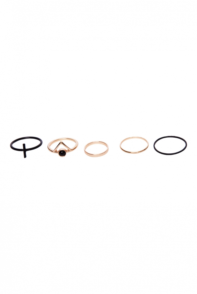 Ring Set 5er-Pack