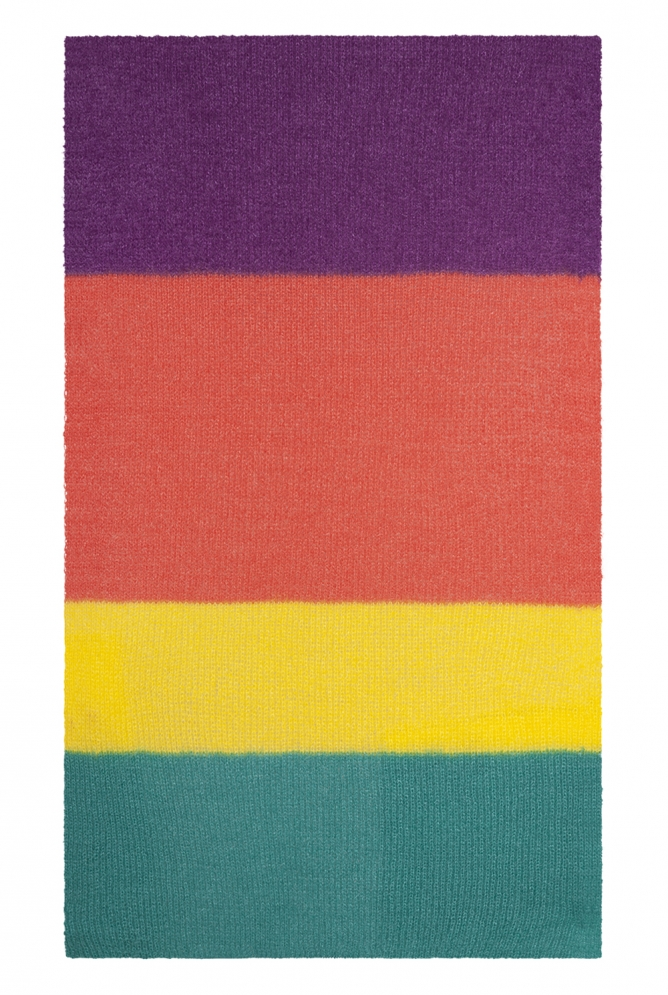 Schal mehrfarbig