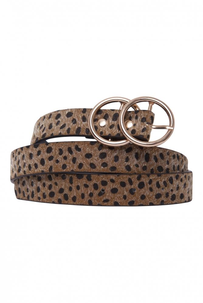 Gürtel leopard