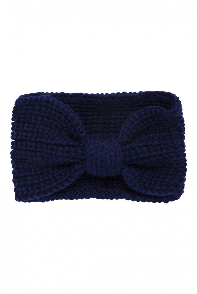 Haarband blau
