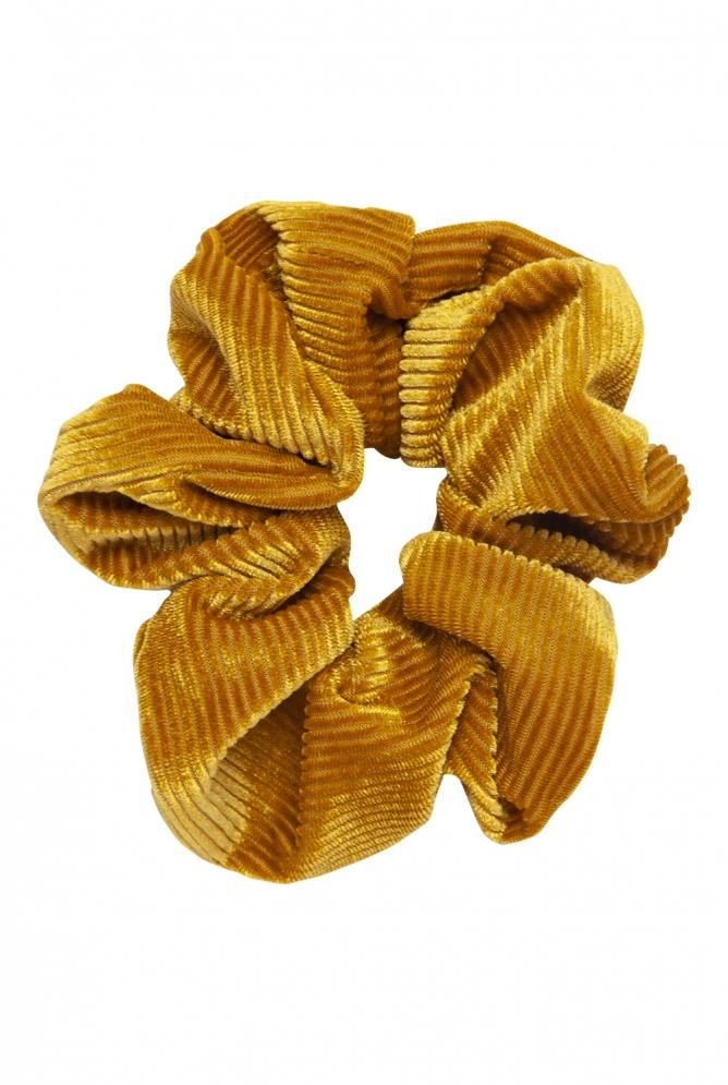 Scrunchie gelb