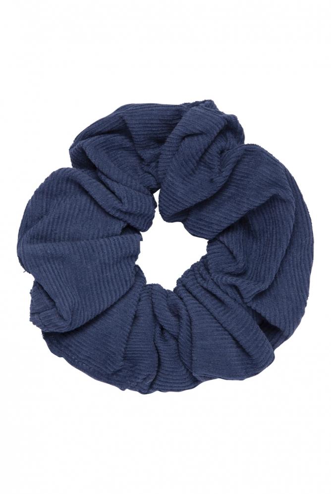 Scrunchie dunkelblau