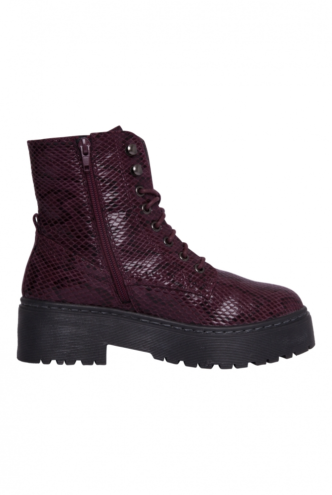 Schuhe Schnürstiefel
