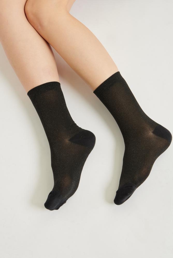 Socken schwarz
