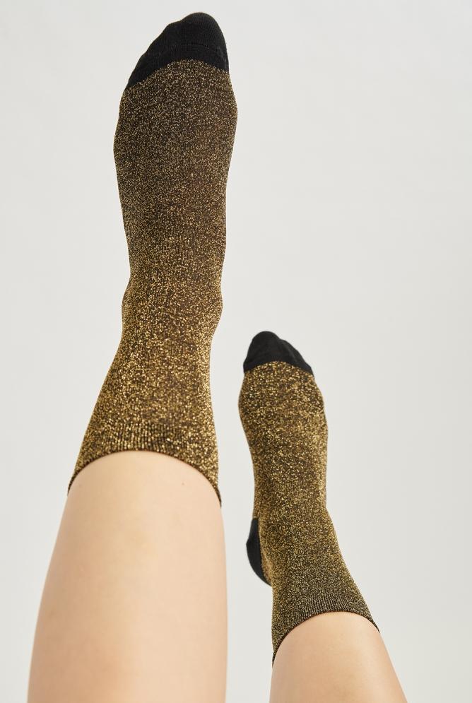 Socken gold