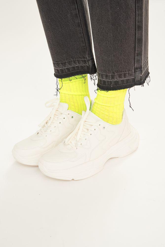 Socken neon