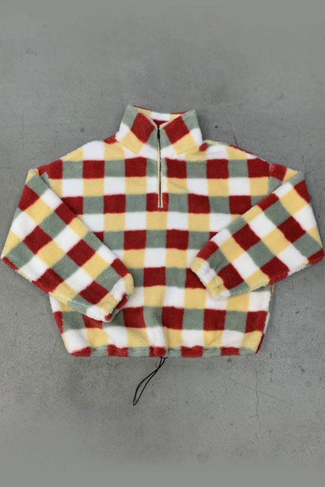 Sweatshirt - Fleece Pullover